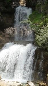 oberer Kuhfluchtwasserfall bei Farchant /GAP